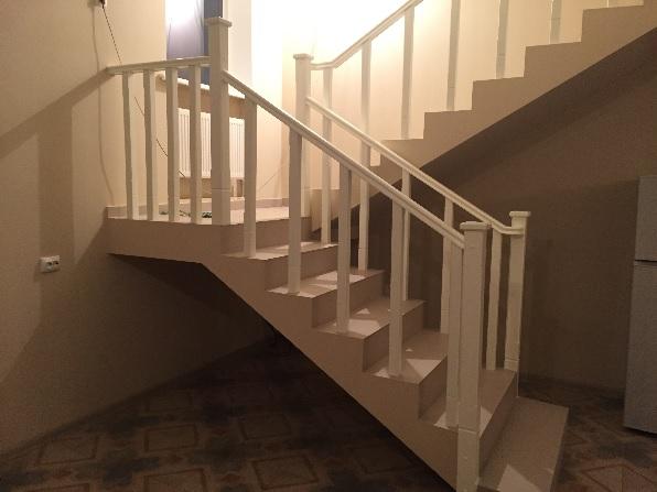 П-образная лестница Степро
